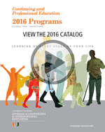 Interactive Course Catalog