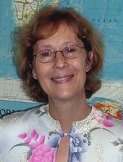 Photo of program director Julia Cayuso